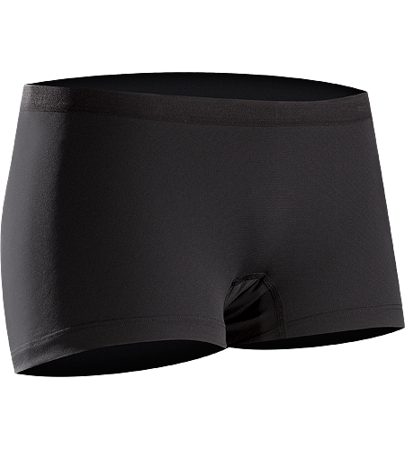 Phase SL Boxer Women's Phase Series: Moisture wicking base layer | SL: Superlight. Lightweight, moisture-wicking boxer brief for women