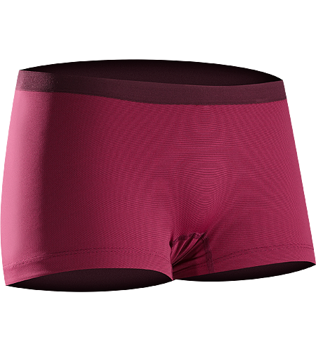 Phase SL Boxer Women's <strong>Phase Series: Moisture wicking base layer | SL: Superlight. </strong>Lightweight, moisture-wicking boxer brief for women