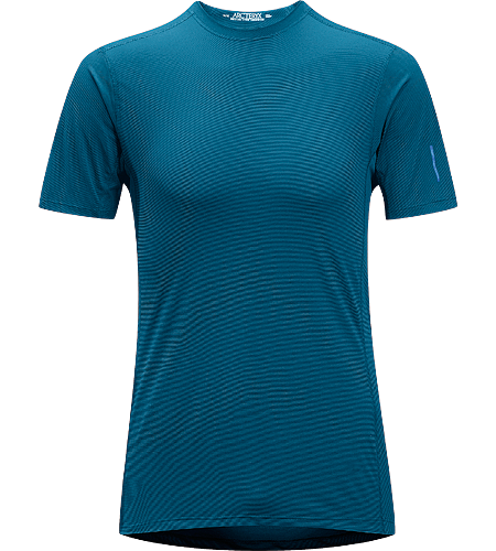 Phase SL Crew SS Men's <strong>Phase Series: Moisture wicking base layer | SL: Superlight. </strong>Moisture-wicking base-layer, constructed using odour-control fabric; Ideal as lightweight insulation layer during aerobic activities.