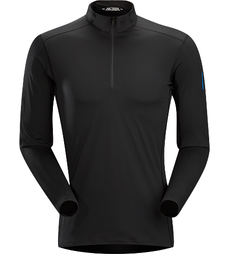 Phase SL Zip Neck LS Men's <strong>Phase Series: Moisture wicking base layer | SL: Superlight. </strong>Moisture-wicking base-layer with zip neck, constructed using odour-control fabric; Ideal as lightweight insulation layer during aerobic activities