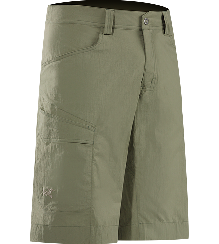 Rampart Long Men's Lightweight and breathable, knee-length short patterned for maximum mobility and styled for urban use.