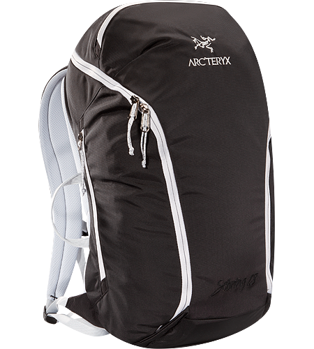 Sebring 18 Versatile 18 litre, fully opening climbing/hiking day bag that also works well as an urban commuter pack.