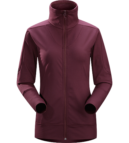 Solita Jacket Women's Lightweight, moisture-wicking jacket; ideal for a wide range of high-output activities