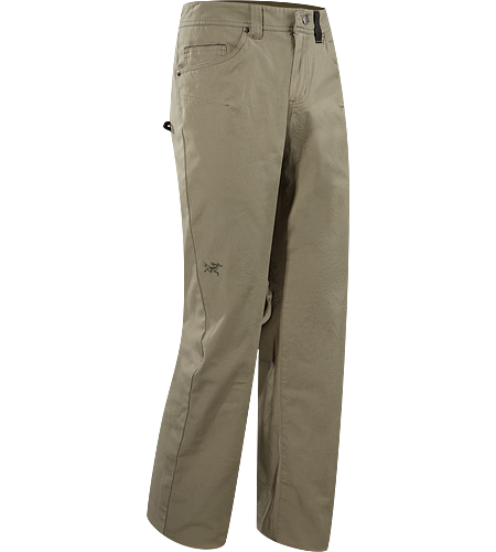 Spotter Pant Men's Tough, Cotton/Canvas pants designed for maximum movement.