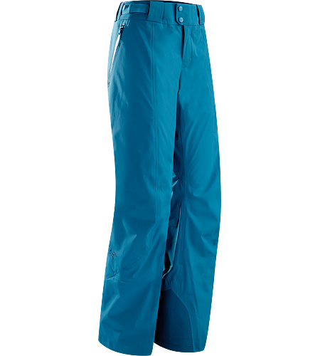 Stingray Pant Women's Versatile, durable, lightly insulated GORE-TEX® pant for on area skiing and boarding and occasional off piste trails.