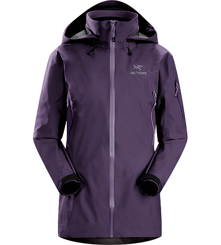 Theta AR Jacket Women's <strong>Theta Series: All-round mountain apparel with increased coverage | AR: All-Round. </strong>Lightweight and versatile GORE-TEX® jacket, features a tall collar with a Drop Hood™.