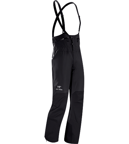 Theta SV Bib Men's <strong>Theta Series: All-round mountain apparel with increased coverage | SV: Severe Weather. </strong>Durable, waterproof/breathable bib-style pant in GORE-TEX® Pro reinforced with more rugged face fabric; Ideal in harsh weather conditions.