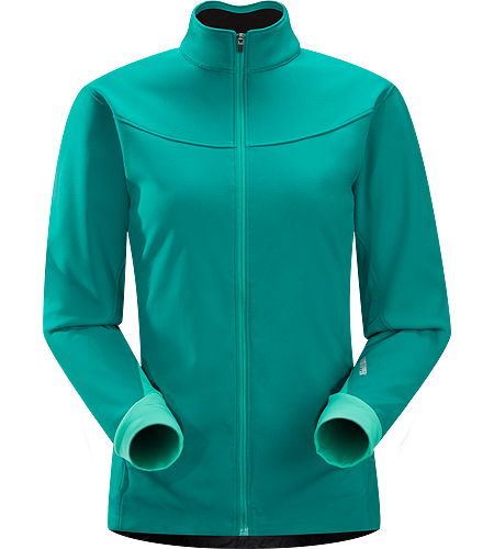 Trino Jacket Women's Performance oriented jacket with a combination of WINDSTOPPER® and stretchy Vistasari™ fabric for increased breathability. Ideal for high-output activities in cold conditions such as winter running and cross country skiing