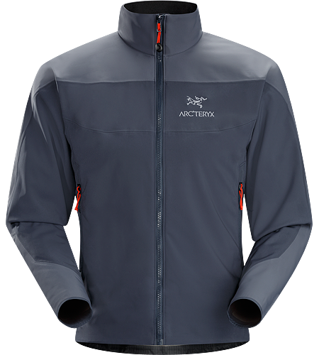 Venta AR Jacket Men's Venta Series: Weather resistant softshell garments | AR: All-Round. Windproof, breathable, lightly insulated softshell jacket for active use on frigid days.