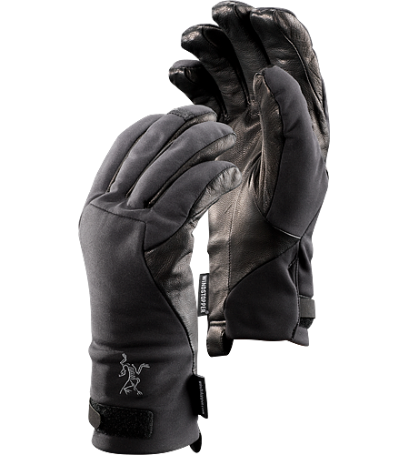 Venta SV Glove <strong>Venta Series: Weather resistant softshell garments | SV: Severe Weather. </strong>Insulated, windproof, breathable gloves for active use