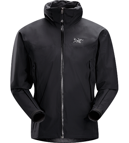 Zeta AR Jacket Men's The most versatile waterproof/breathable jacket found in the Traverse collection; excellent next-to-skin comfort.
