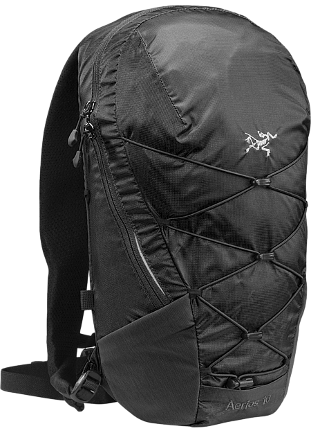 Aerios 10 Backpack Lightweight, body-hugging hydration pack, designed for use on the trails.