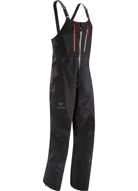 Alpha SV Bib Men's Exceptionally hardwearing N80p-X GORE-TEX® Pro bib for climbing and alpine work in severe conditions. Alpha Series: Climbing and alpine focused systems | SV: Severe Weather.