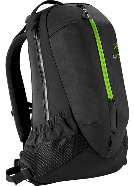 Arro 22 Backpack Urban commuter backpack with WaterTight® construction.