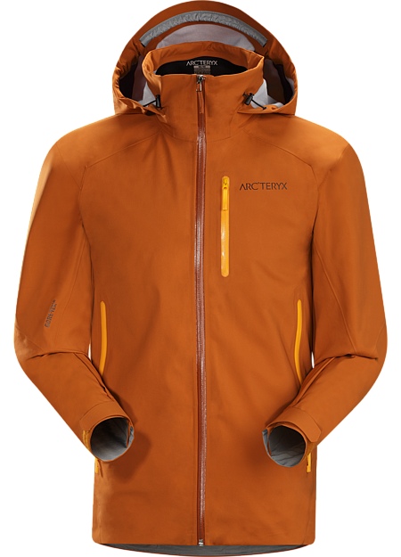 Cassiar Jacket Men's GORE-TEX® protection, fleece comfort and stretch performance in a streamlined on area ski shell.