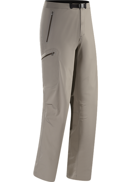 Gamma LT Pant Men's Lightweight and breathable softshell pant, designed for maximum mobility during outdoor activities. Gamma Series: Softshell outerwear with stretch | LT: Lightweight.