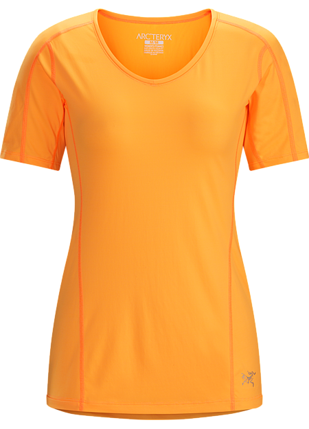 Motus Crew SS Women's Versatile, comfortable, technically advanced short sleeve shirt provides superior moisture wicking performance to regulate body temperature during high output activities.