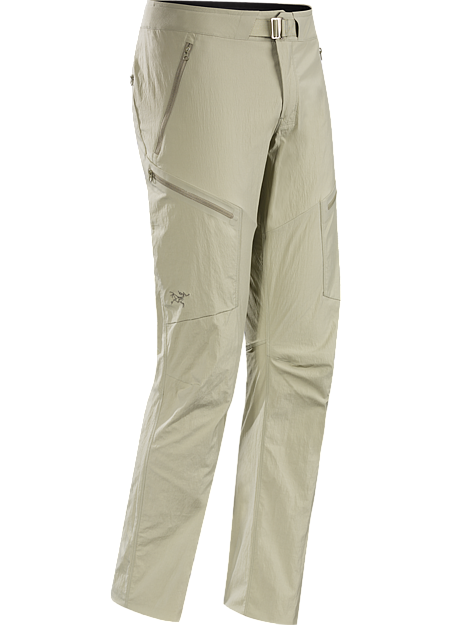 Palisade Pant Men's Technical trail pant constructed with air permeable, quick-drying, durable TerraTex™ stretch nylon fabric.