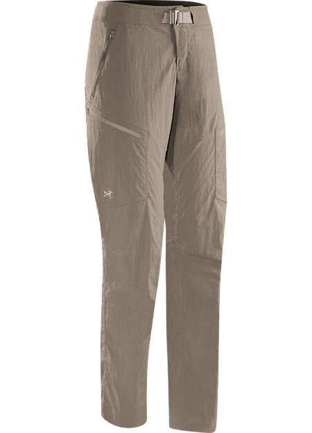 Palisade Pant Women's Light, comfortable, air permeable, technical hiking pant made from hardwearing, quick drying TerraTex™ nylon fabric.