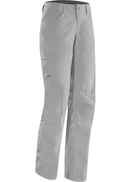 Parapet Pant Women's Versatile, lightweight casual hiking pant made from highly durable TerraTex™ fabric.
