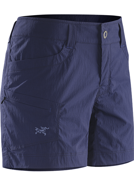 Parapet Short Women's Versatile, lightweight casual hiking short made from highly durable TerraTex™ fabric.