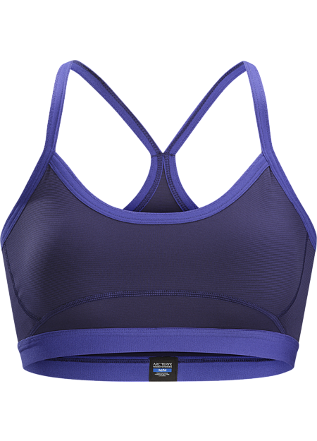 Phase SL Bra Women's Supportive bra for low-impact activities, constructed using super lightweight Phasic™ textile for excellent moisture management during stop-and-go activities. Phase Series: Moisture wicking base layer | SL: Superlight.