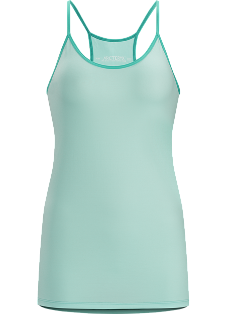 Phase SL Camisole Women's Lightweight, form-fitted camisole top; ideal as a lightweight insulation layer during aerobic activity in cooler conditions. Phase Series: Moisture wicking base layer | SL: Superlight.