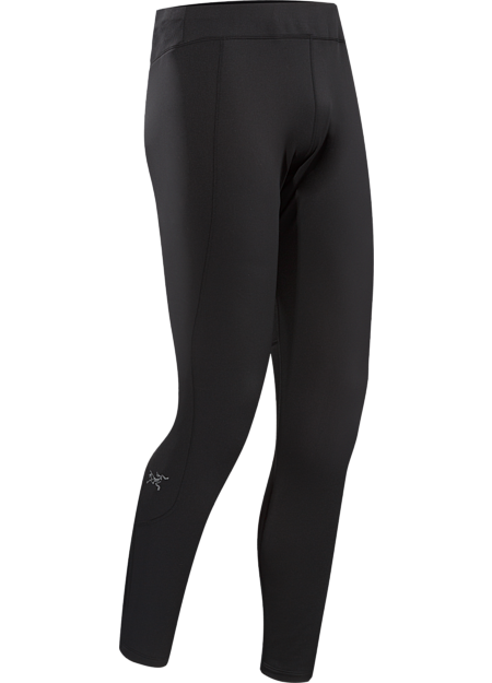Stride Tight Men's Thermal tight offers warmth on cold days during high output activities; improved fit and new fabric. Ideal for high-output activities in cold weather such as winter running and cross country skiing