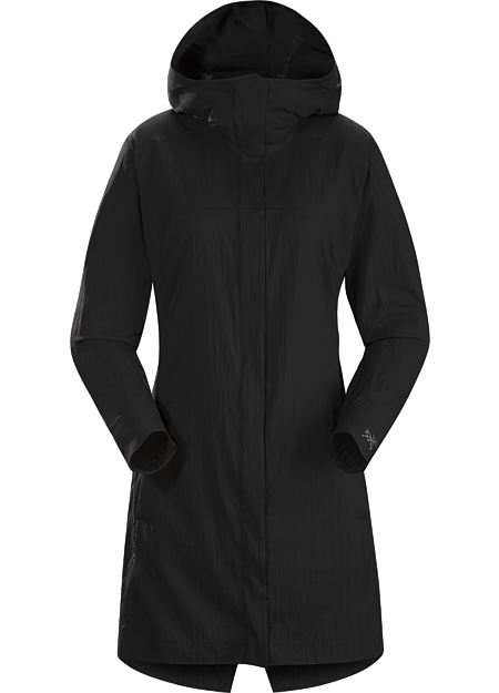 A2B Windbreaker Jacket Women's Ultralight, easily packed windbreaker for city cycling and life off the bike.