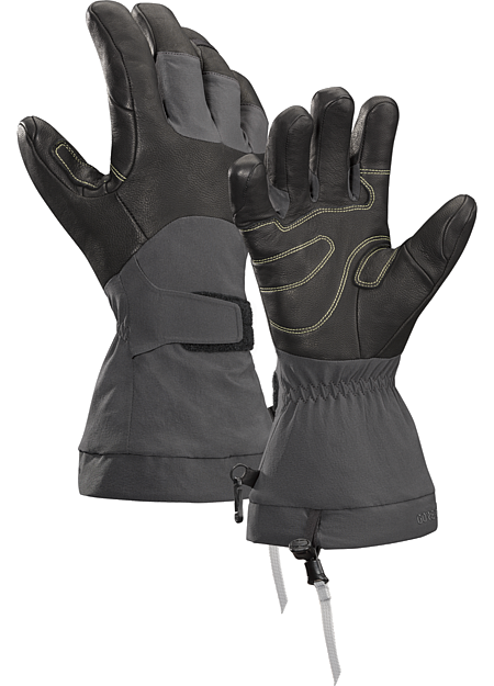Alpha AR Glove All round, versatile, warm, durable glove for general alpinism. Alpha Series: Climbing and alpine focused systems | AR: All Round.