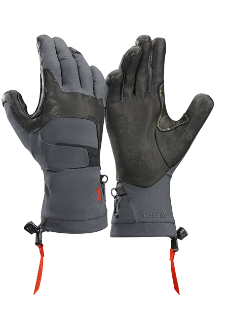 Alpha FL Glove Lightly insulated, waterproof, technically oriented dexterious glove ideal for lead ice climbing and alpine routes. Alpha Series: Climbing and alpine focused systems | FL: Fast and Light.