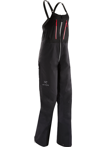 Alpha SV Bib Women's Serious, proven performance and weather protection in a women's hardwearing GORE-TEX® Pro bib created for severe alpine conditions. Alpha Series: Climbing and alpine focused systems | SV: Severe Weather.