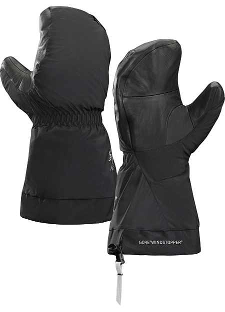 Alpha SV Mitten Extreme cold condition, high altitude oriented, technically featured mitt for alpine climbing. Alpha Series: Climbing and alpine focused systems | SV: Severe Weather.