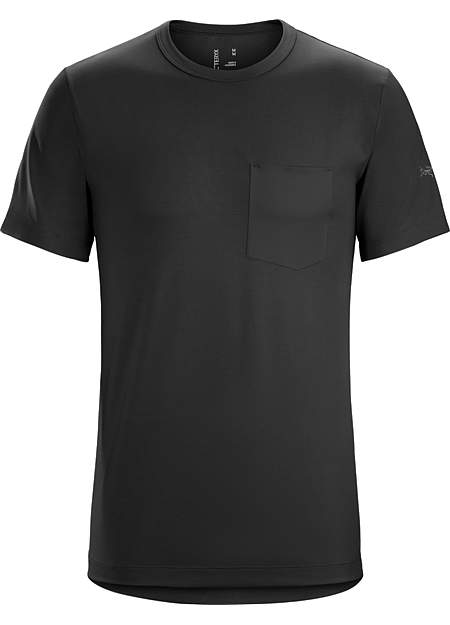 Anzo T-Shirt Men's Performance cotton blend T-shirt with casual city styling.
