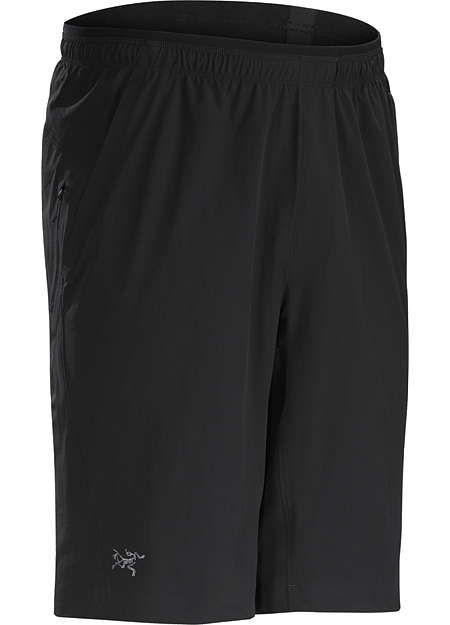 Aptin Short Men's Durable trail running short with four-way stretch.