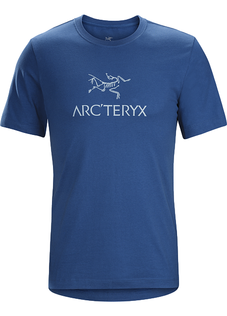 Arc'Word Heavyweight T-Shirt Men's Heavyweight organic cotton T-shirt with the Arc'teryx logo.