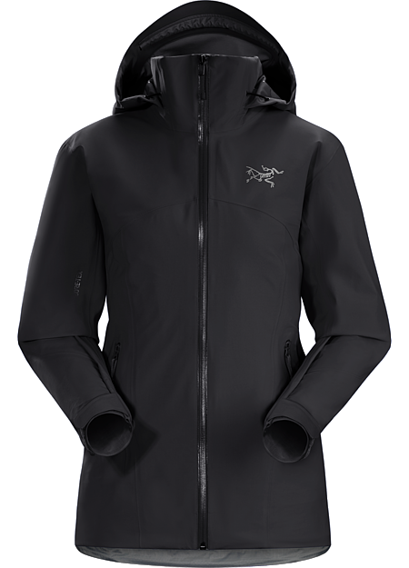 Astryl Jacket Women's On-area ski shell made from 3L GORE-TEX® with GORE® C-KNIT™ backer technology.
