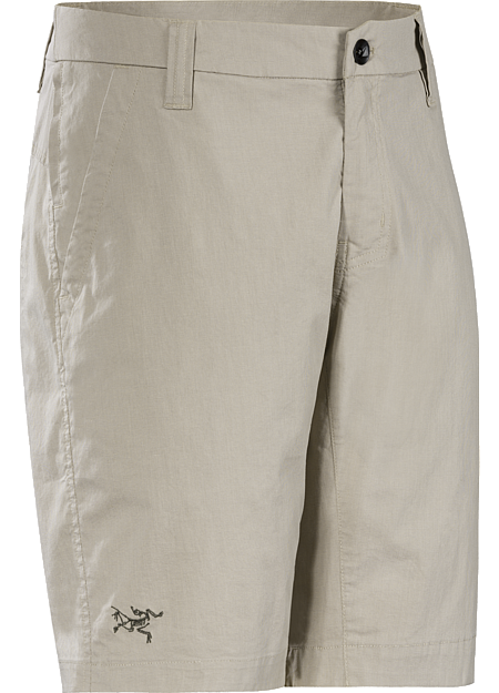 Atlin Chino Short Men's Comfortable, cotton canvas shorts for weekend wear and casual workdays.