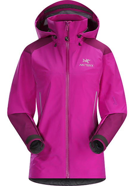 Beta AR Jacket Women's Highly versatile women's waterproof breathable shell designed using two different weights of GORE-TEX® Pro to maximize durability and minimize weight. Beta Series: All-round mountain apparel | AR: All-Round.