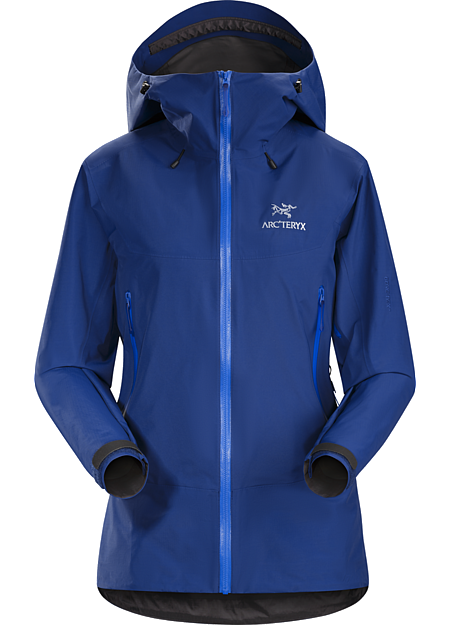 Beta SL Hybrid Jacket Women's Two GORE-TEX® fabrics combine for lightweight, packable weather protection. Beta Series: All-round mountain apparel | SL: Super light.