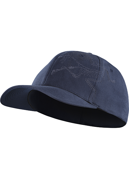 Bird Stitch Cap Men's A low profile cap with a stitched Bird logo on the front and FlexFit® construction