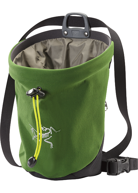 C80 Chalk Bag Supple and tough chalkbag.