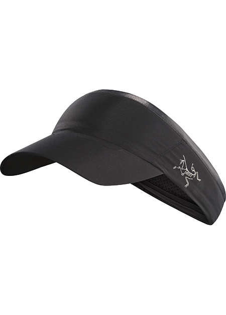 Calvus Visor Lightweight technical visor provides sun protection and moisture management during fast paced mountain training and long hikes in warm conditions.