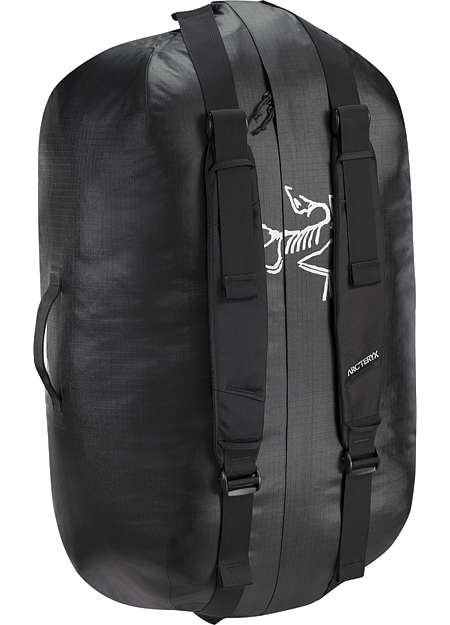 Carrier Duffle 80 Light, durable, highly water-resistant 80L gear duffle for multiday trips.