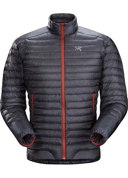 Cerium SL Jacket Men's Offering great warmth-to-weight in a super compressible package, this is the lightest weight down jacket in the collection filled with 850 grey goose down. This backcountry specialist jacket is intended primarily as a mid layer in cool, dry conditions. Down Series: Down insulated garments | SL: Super Light.