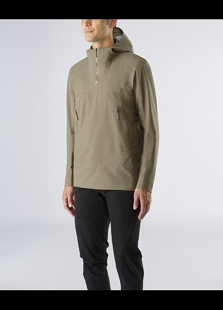 Conduct Anorak Men's Lightweight waterproof pullover anorak.