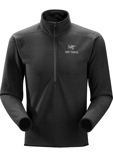 Delta AR Zip Neck Men's Atmungsaktives, gefüttertes, hochfloriges Fleece-Material; ideal für den Einsatz im Lagensystem. Delta-Modelle: Fleece als Mittellage | AR: Allround.