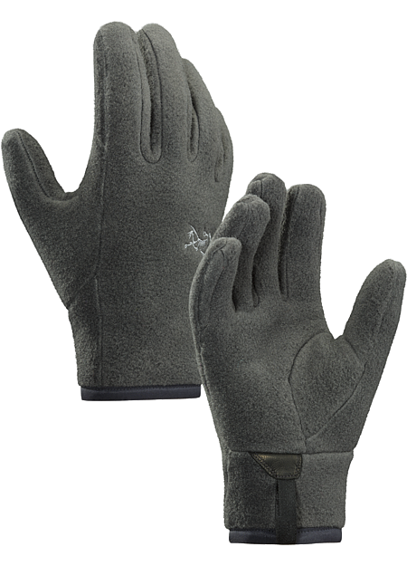 Delta Glove Men's Men's midweight fleece gloves designed for use as a liner or on their own.
