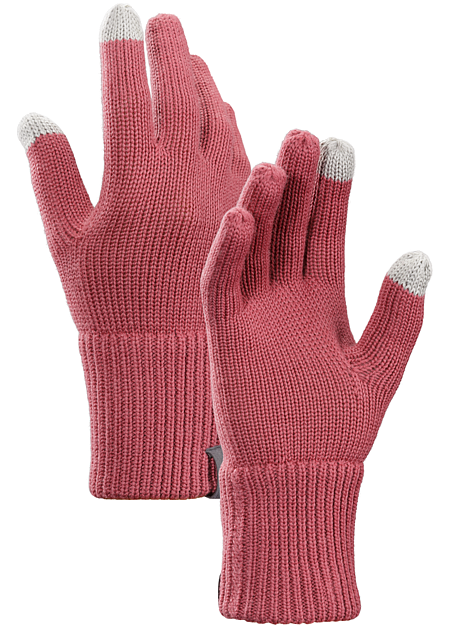 Diplomat Glove Clean, simple merino wool gloves with touch screen compatibility and urban style.