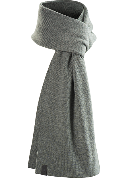 Diplomat Scarf Warm merino wool scarf with a clean, minimal, refined style.